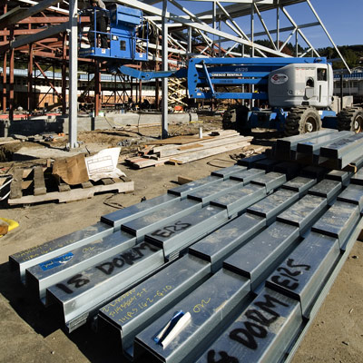 Commercial Construction Suppliers San Francisco