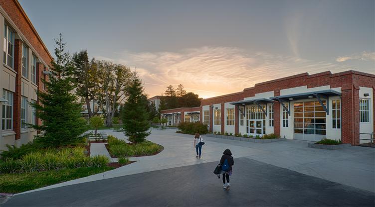 San Mateo High School Education Amp Historic Project